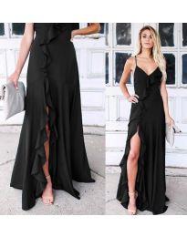 Šaty - kód 4488 - černá