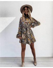 Šaty - kód 248 - 1 - barevné