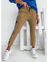 Kalhoty - kód 3062 - hněda