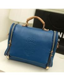 kabelka - kód B136 - tmavě modrá