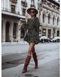 Šaty - kód 0701 - černá