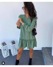 Šaty - kód 2078 - mentolová