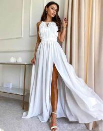 Šaty - kód 6787 - bílá