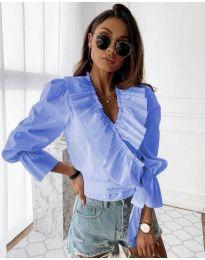 Košile - kód 1167 - modrý