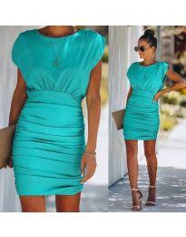 Šaty - kód 1158 - zelená