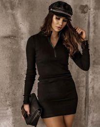 Šaty - kód 4288 - černá