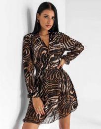 Šaty - kód 8433 - vícebarevné