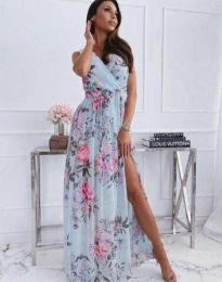 Šaty - kód 4801 - 4 - květinové