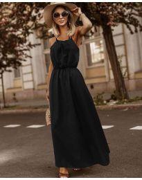 Šaty - kód 3323 - černá