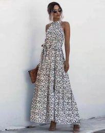 Šaty - kód 6214 - vícebarevné