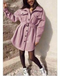 Šaty - kód 0707 - růžová