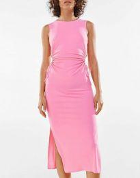 Šaty - kód 1272 - růžová