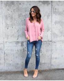 Košile - kód 047 - růžova