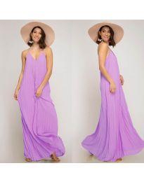 Šaty - kód 0508 - fialová