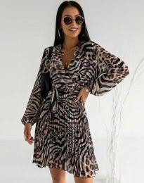 Šaty - kód 8497 - vícebarevné