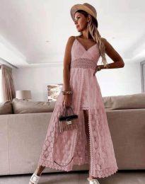 Šaty - kód 2704 - růžová