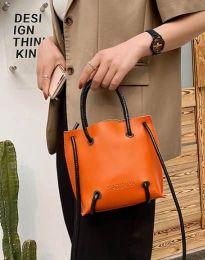 kabelka - kód B459 - oranžová