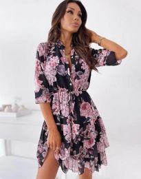 Šaty - kód 2550 - květinové