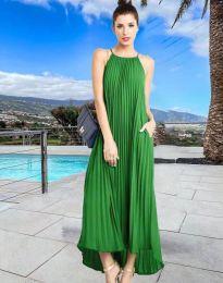 Šaty - kód 6999 - zelená
