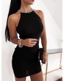 Šaty - kód 9690 - černá