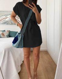 Šaty - kód 2258 - černá