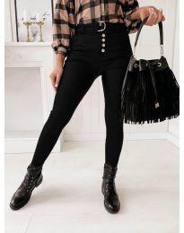 Kalhoty - kód 9095 - 2 - černá