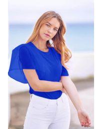 Tričko - kód 527 - modrá