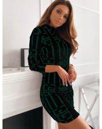 Šaty - kód 6309 - 3 - vícebarevné