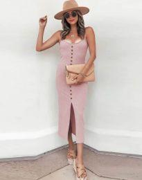 Šaty - kód 8841 - růžová