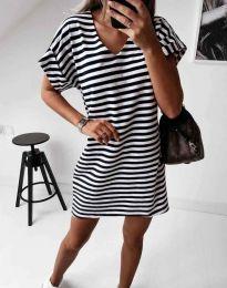 Šaty - kód 12006 - černá