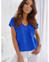 Tričko - kód 920 - modrý