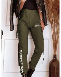 Kalhoty - kód 1142 - zelená