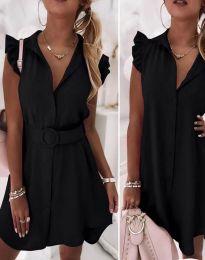 Šaty - kód 7411 - černá