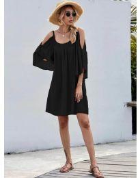 Šaty - kód 3022 - černá