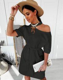 Šaty - kód 5848 - 1 - černá