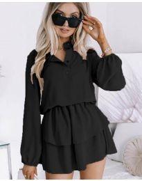 Šaty - kód 4093 - černá