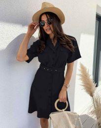 Šaty - kód 8137 - černá