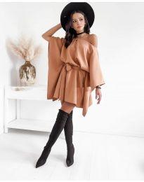 Šaty - kód 2315 - bežová