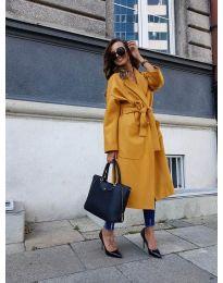 Kabát - kód 9099 - žlutá