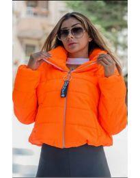 Bunda - kód 9161 - 6 - oranžová