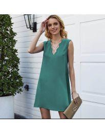 Šaty - kód 1429 - zelená