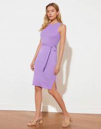 Šaty - kód 12950 fialová