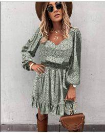 Šaty - kód 0366 - mentolová