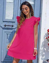 Šaty - kód 6261 - cyclamenová