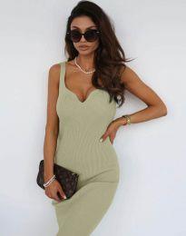 Šaty - kód 10033 - zelená