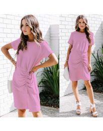 Šaty - kód 835 - fialová