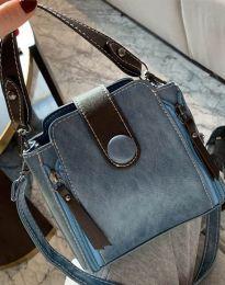 kabelka - kód B349 - modrý