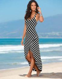 Šaty - kód 5669 - 1 - černá