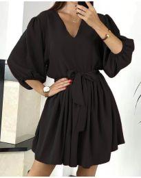 Šaty - kód 6210 - černá