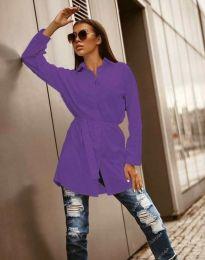 Košile - kód 6739 - fialová